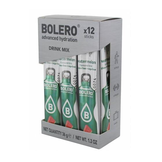 BOLERO MELANCIA (COM STEVIA) 12 STICKS DE 3g