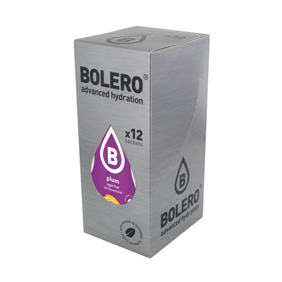 BOLERO AMEIXA (COM STEVIA) 12 Saquetas de 9g
