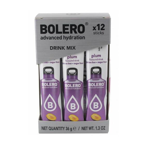 BOLERO CIRUELA (CON STEVIA) 12 Sticks de 3g