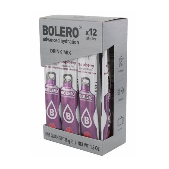 Bolero Lampone (Con Stevia) 12 Stick Da 3g di Bolero