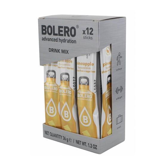 Bolero Ananas (Con Stevia) 12 Stick Da 3g di Bolero