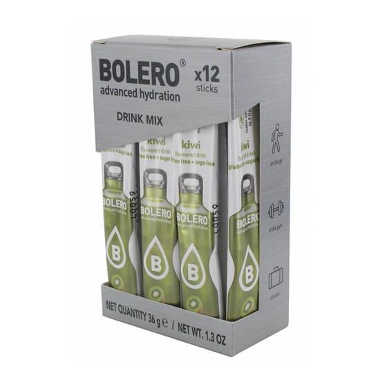 BOLERO KIWI (CON STEVIA) 12 Sticks de 3g
