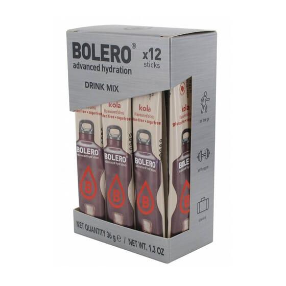 BOLERO COLA (COM STEVIA) 12 STICKS DE 3g