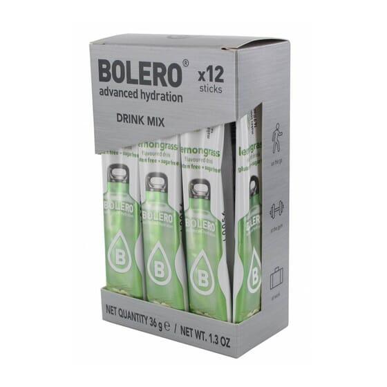 Bolero Lemongrass (Con Stevia) 12 Stick Da 3g di Bolero
