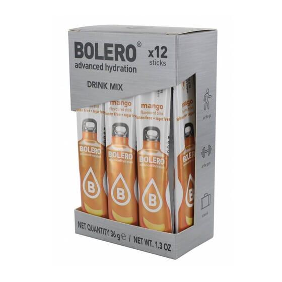 BOLERO MANGA (COM STEVIA) 12 Sticks de 3g