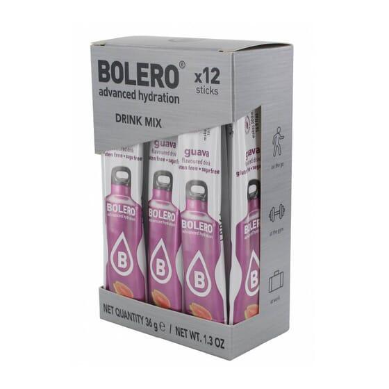 BOLERO GOIABA (COM STEVIA) 12 Sticks de 3g