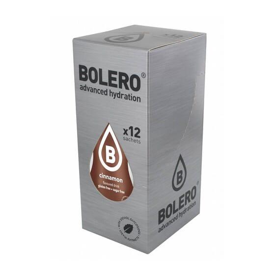 BOLERO CANELA (COM STEVIA) 12 Saquetas de 9g