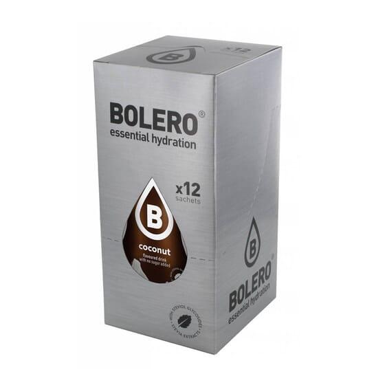 BOLERO COCO (COM STEVIA) 12 Saquetas de 9g