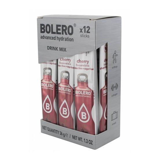 Bolero Ciliegia (Con Stevia) 12 Stick Da 3g di Bolero