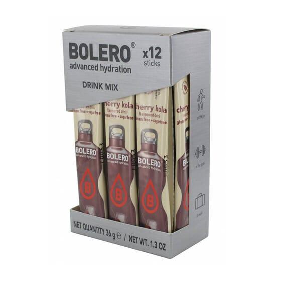 BOLERO CEREJA COLA (COM STEVIA) 3g 12 Sticks da Bolero