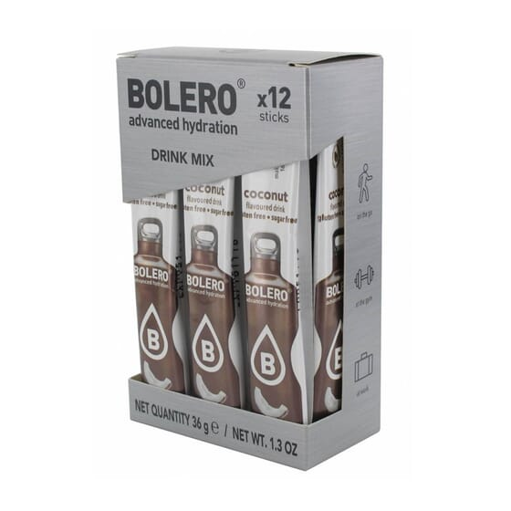 Bolero Cocco (Con Stevia) 12 Stick Da 3g di Bolero
