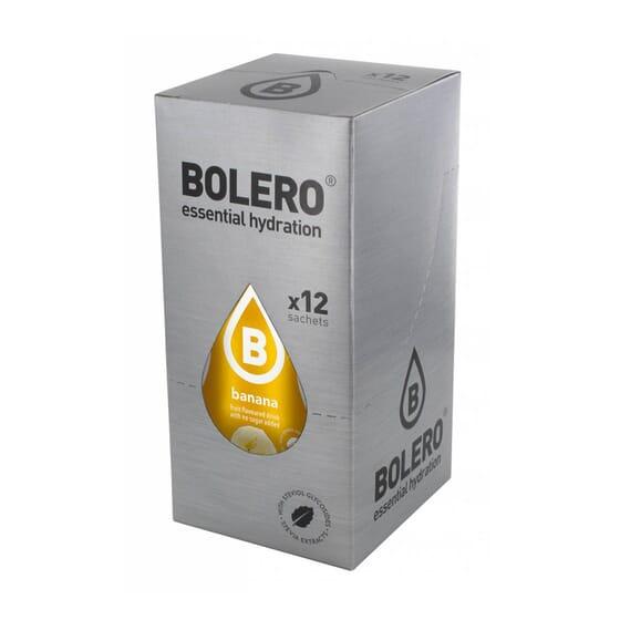 BOLERO BANANA (COM STEVIA) 12 Saquetas de 9g