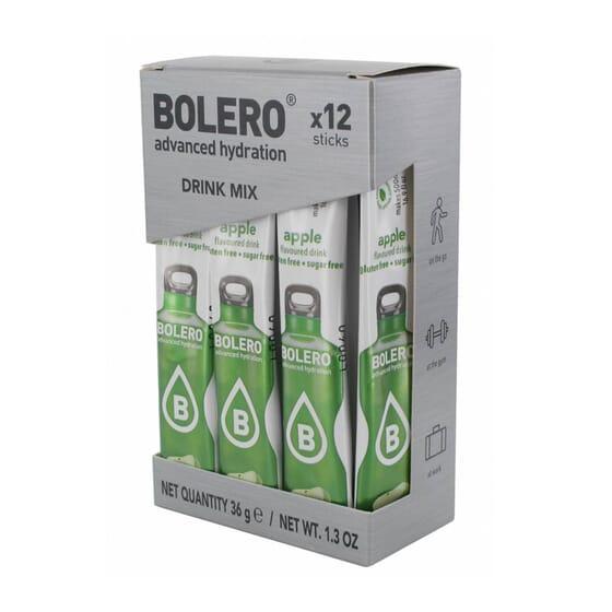BOLERO MANZANA (CON STEVIA) 12 Sticks de 3g