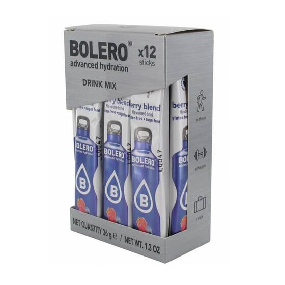 BOLERO BAGAS DO BOSQUE (COM STEVIA) 12 Sticks de 3g