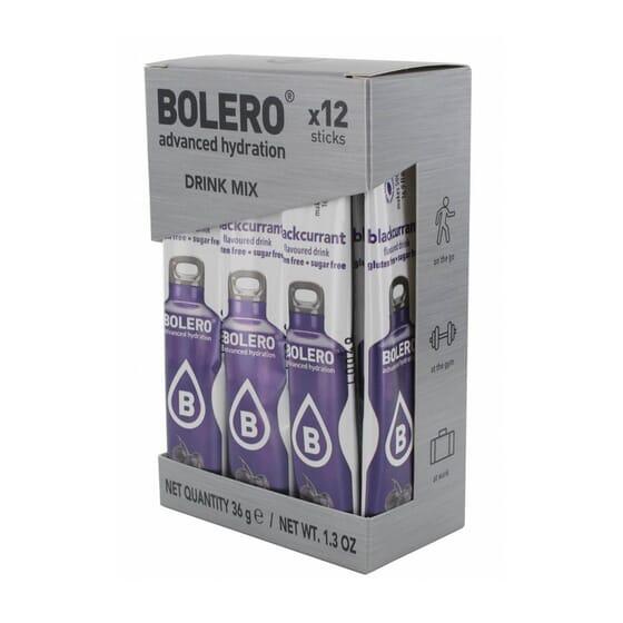 BOLERO GROSELHA (COM STEVIA) 12 Sticks de 3g