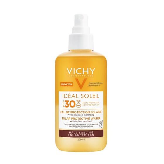 Cs Acqua Luminosità SPF30 200 ml di Vichy