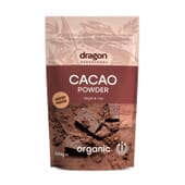 Cacao in Polvere Biologico 200g di Dragon Superfoods
