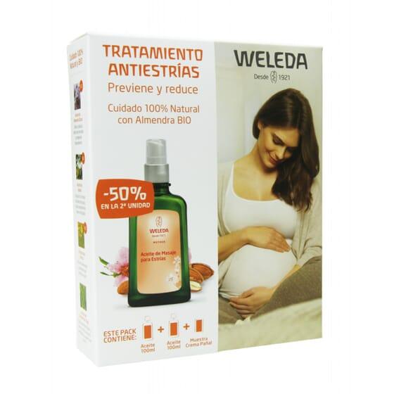 Confezione Olio Antismagliature 2ª Unità 50% 1 Confezioni di Weleda