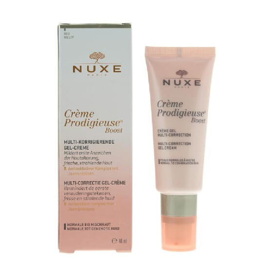 Creme Prodigieuse Boost Gel Crema Multi-Correción 40ml de Nuxe