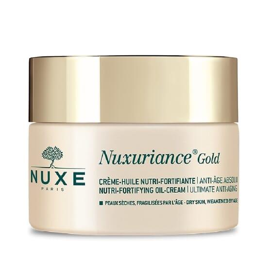 Nuxuriance Gold Crema Aceite Nutri-Fortificante 50ml de Nuxe