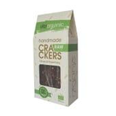 RAW CRACKERS OLIVES ET ROMARIN BIO 90g de Vita Organic