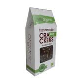 RAW CRACKERS TOMATE & BASILIC BIO 90g de Vita Organic