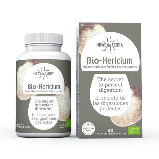 Bio Hericium 60 Caps di Hifas da Terra