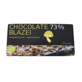 CHOCOLATE 73% BLAZEI 100g de Hifas da Terra