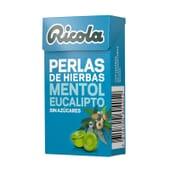 RICOLA PERLAS DE HIERBAS MENTOL Y EUCALIPTO 25g