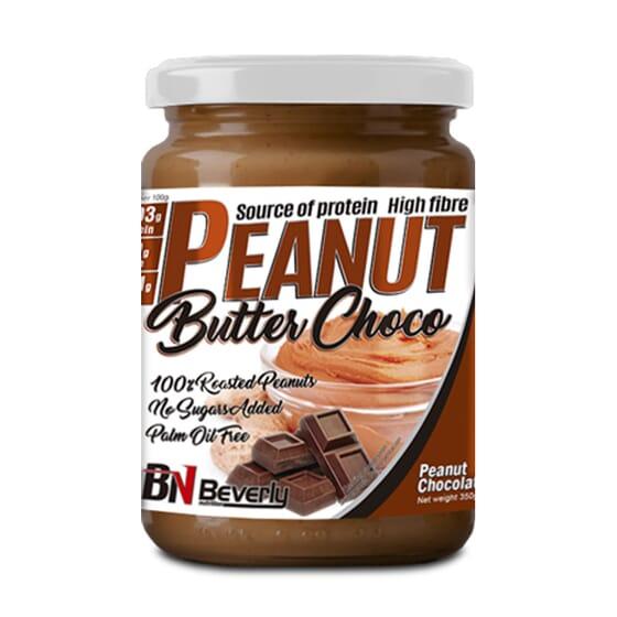 PEANUT BUTTER CHOCOLATE 350g de Beverly Nutrition