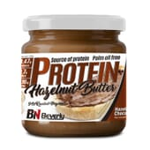 PROTEIN HAZELNUT BUTTER 250 g de Beverly Nutrition