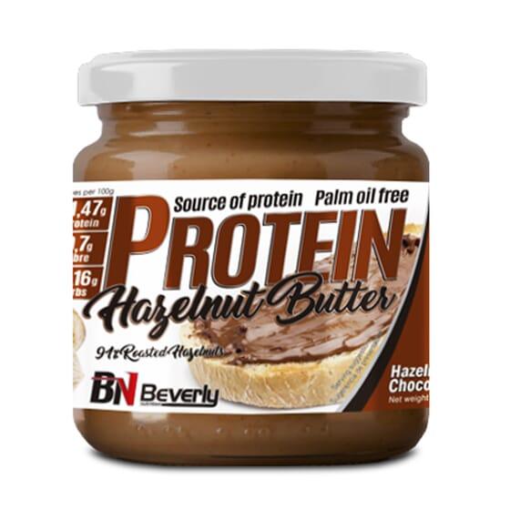PROTEIN HAZELNUT BUTTER 250g de Beverly Nutrition