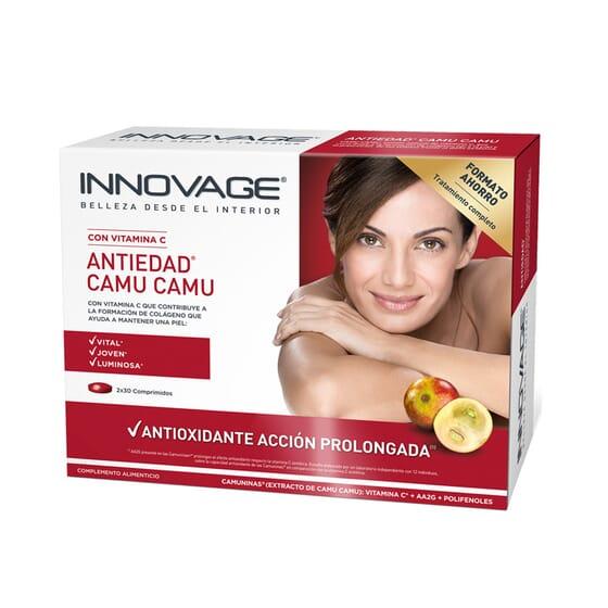 Innovage Anti-idade Camu Camu Duplo  2 x 30 Tabs da Innovage