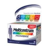 Multicentrum Hombre 30 Tabs de Multicenrum
