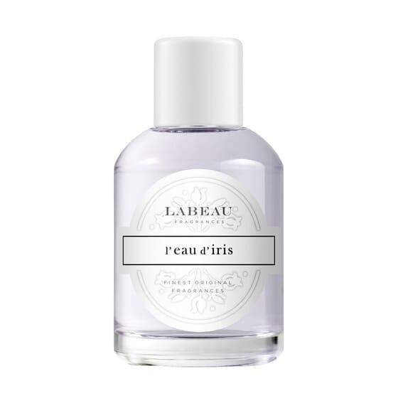 LABEAU FRAGANCES L'EAU D'IRIS 100 ml