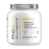 MICRONISED PHARMACEUTICAL L-GLUTAMINE 250g de PhD Nutrition