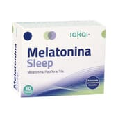 MELATONINA SLEEP 60 Tabletas masticables de Sakai