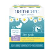 Compresas Ultra Larga 10 Uds de Natracare