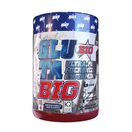 Glutabig Ultra-Pure Neutro 600g di Big