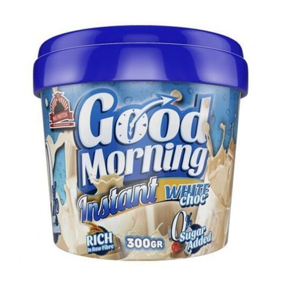 GOOD MORNING INSTANT WHITE CHOC 300g de Max Protein
