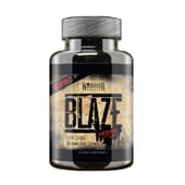 WARRIOR BLAZE REBORN FAT BURNERS 90 VCaps