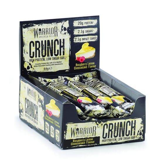 WARRIOR CRUNCH BARS 12 x 64 g
