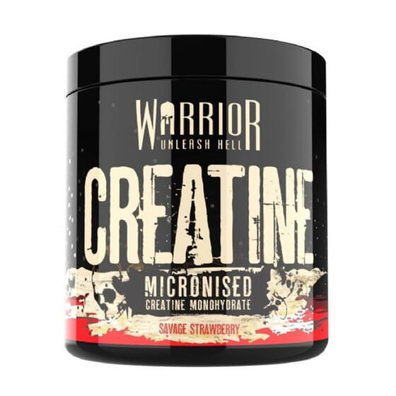 Warrior Essentials Creatine 300g di Warrior