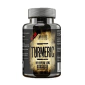 WARRIOR TURMERIC WITH BIOPERINE 60 VCaps