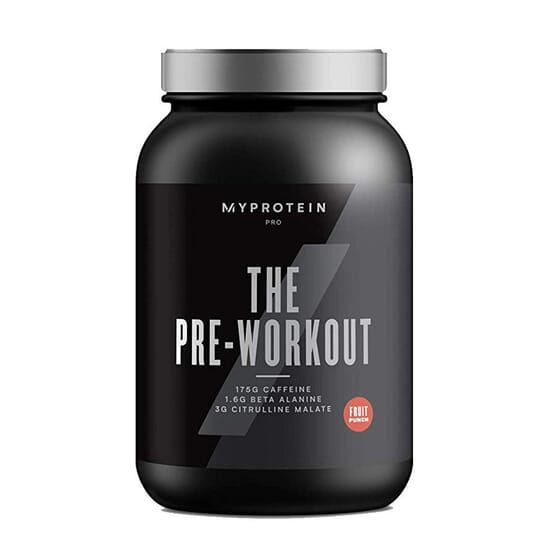 The Pre-Workout 420g di Myprotein