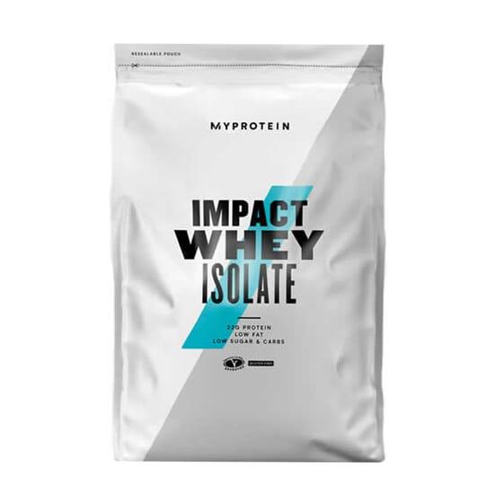 IMPACT WHEY ISOLATE 5000g de Myprotein.