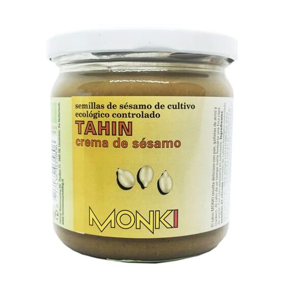 TAHIN CREMA DE SÉSAMO ECO 330g de Monki