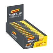 ENERGIZE MADE WITH NATURAL INGREDIENTS 25 X 55g de Powerbar