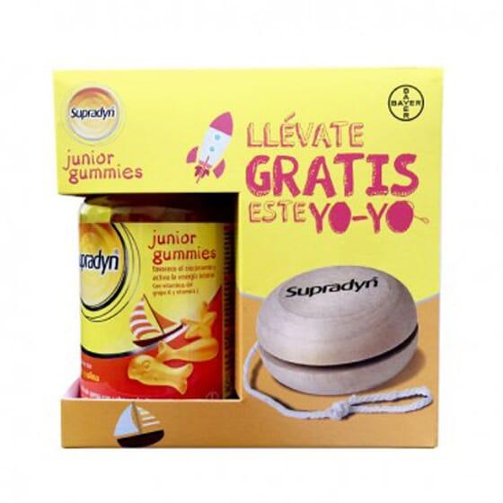 SUPRADYN JUNIOR GUMMIES + YO-YO GRATIS 30 gominolas de Supradyn