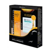 HELIOCARE PACK 360 COR GEL OIL FREE BEGE SPF50+ 50ml + ENDOCARE-C AMPOLAS 7 Uds